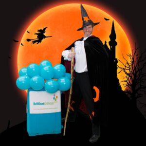 Wizard Children's Party London