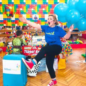 Lego Party Fun