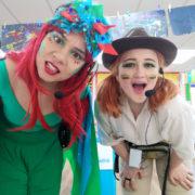 Jungle Ranger & Parrot Party Hosts London