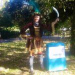 Perilous Pirate Entertainer