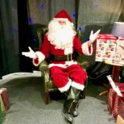 Santa Claus Meet & Greet Entertainer