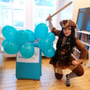 Perilous Pirate Childrens Party London