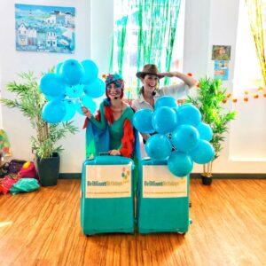 Parrot & Jungle Ranger Duo Party