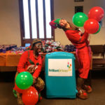 Christmas Elf Duo Party London
