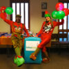 Christmas Elf Children's Duo Party Hosts London