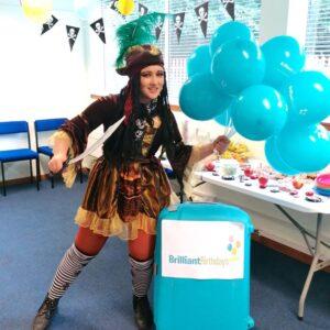Putrid Pirate Party Host London