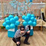 Children's Cops & Robbers Party Fun