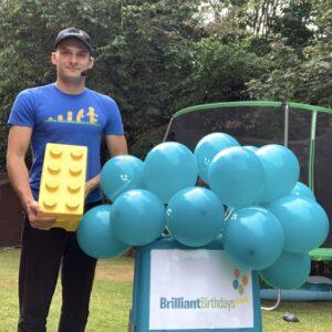 Lego Party Host London