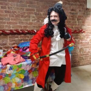Captain Hook Party London