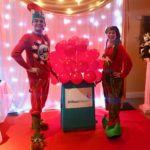Christmas Elf Duo Party Entertainment