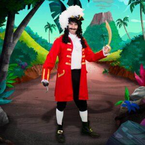Captain Hook Children's Entertainer London