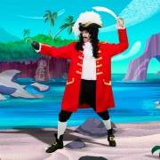 Captain Hook Kid's Party London