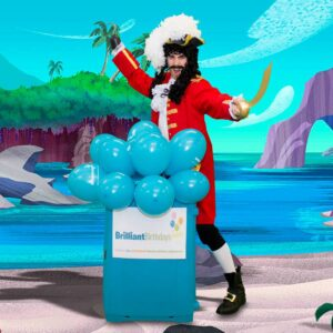 Captain Hook Event Entertainment