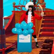 Captain Hook Themed Party Entertainer London