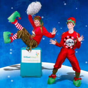 Christmas Elf Duo Party
