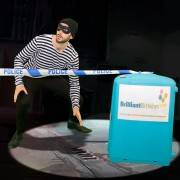 Cops & Robbers Children's Entertainer London