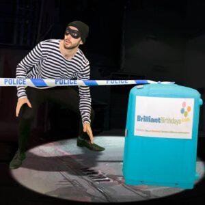 Cops & Robbers Children's Entertainer London