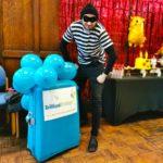 Cops & Robbers Party Host London