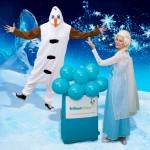 Ice Queen & Snowman Party