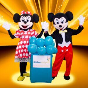 Mickey-&-Minnie-Mascot