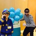 Cops & Robbers Kid's Entertainer London