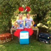 Paddington Bear Duo Party Entertainment