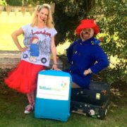 Paddington Bear Party Duo Entertainment