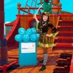 Pirate Themed Party Entertainer London