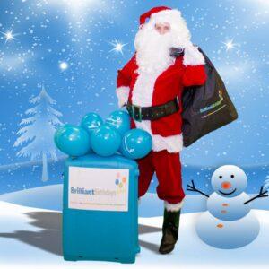 Santa Claus Children's Entertainer London