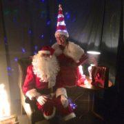 Santa Claus & Miss Santa