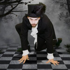 Vampire Themed Party Entertainer London