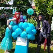 Perilous Pirate & Mermaid Fun