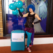 Disco Diva Party Host London