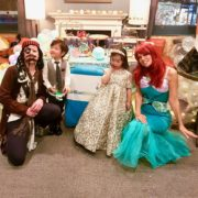 Pirate & Mermaid Party Entertainment