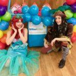 Mermaid & Pirate Children's Entertainment