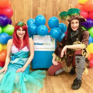 Children's Birthday Party Entertainers London