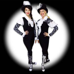 Black & White Balloon Modellers