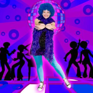 Disco Party Kid's Entertainer London