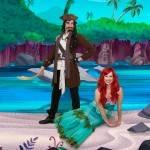 Perilous Pirate & Mermaid