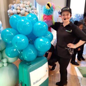 Baby Sensory Party Host London