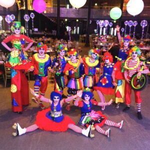 Clumsy Clown Brilliant Birthdays Team