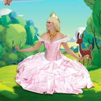 Princess Aurora Party London