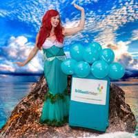 Mermaid Themed Party Entertainer London