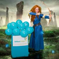 Princess Merida Children's Entertainer London