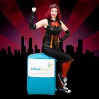 Batwoman Children's Entertainer London