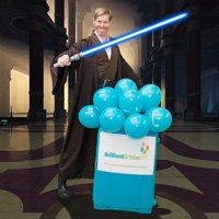 Jedi Star Wars Children's Entertainer London