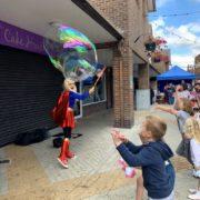Supergirl Bubbleology