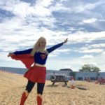 Supergirl Bubbleologist