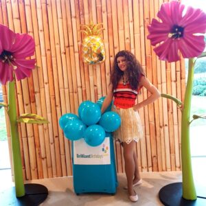 Moana Party Host London