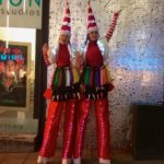 Stilt Walking Entertainers